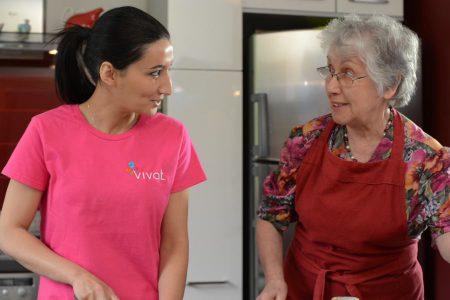 Le maintien à domicile - Vivat, service d'aide à la personne